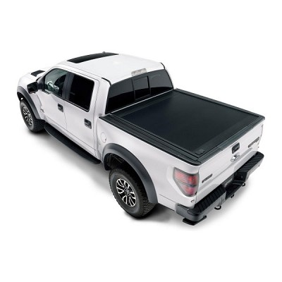 RetraxONE Standard Matte Polycarbonate Series MX Tonneau for 2015-2017 Ford F-150 and Raptor