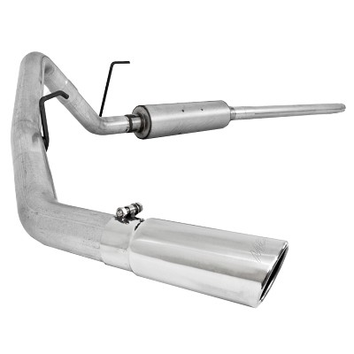 "2004-2008 F150 - MBRP Installer Series 3"" Cat Back Exhaust"