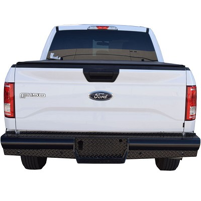 Steelcraft HD Rear Bumper Replacement for 2015-2016 Ford F-150