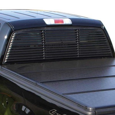 Willpak Low Profile Rear Window Louver for 2004-2013 Ford F-150