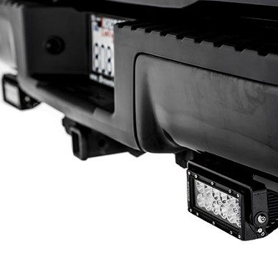 Zroadz rear bumper led mounting kit combo with 2 led light bars for zroadz rear bumper led mounting kit combo with 2 led light bars for 2015 2016 aloadofball Choice Image